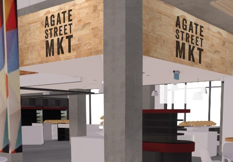 Agate Street Market